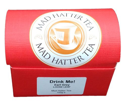 Mad Hatter Tea: Earl Grey 100g