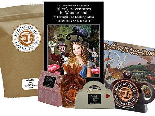 Alice's Adventures in Wonderland Gift Set