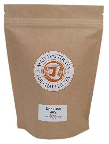 Mad Hatter: Teabags 40s Retail 1x125g